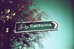 Oh California...Something keeps pulling me back to you....