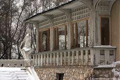 Samara, Konstantin Golovkin's Villa (Cottage with elephants), project of Golovkin and architect V. Samara, Villa, Cottage, Architecture, Elephants, Projects, Arquitetura, Log Projects, Blue Prints