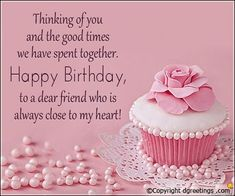 Happy Birthday Friend Wishes, Images, Quotes, Messages, Cards and Pictures Birthday Wishes For A Friend Messages, Birthday Greetings For Facebook, Happy Birthday Greetings Friends, Happy Birthday Wishes For A Friend, Birthday Wishes Cake, Happy Birthday Wishes Images, Birthday Wishes For Friend, Birthday Blessings, Belated Birthday