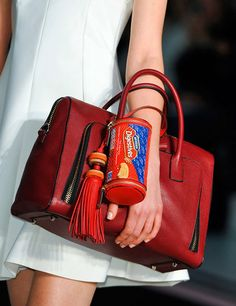 New designer handbags from AW14 fashion week. See all the bags | ELLE UK