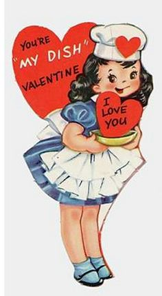 vintage valentine card* Free paper dolls at Arielle Gabriel's The International Papef Doll Society and The China Adventures of Arielle Gabriel the huge China travel site by Arielle Gabriel *