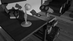 Aluno:Fernando Vinicius Ito Vargas - Produção 3D com Autodesk MAYA