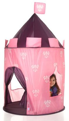 Discovery Kids Princess Play Castle, 2015 Amazon Top Rated Play Tents & Tunnels #Toy
