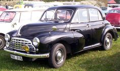 Morris Oxford Saloon 1950 I had two of these both black Cuba Today, Vintage Cars, Antique Cars, Morris Oxford, Austin Cars, Morris Minor, Great British, Small Cars, Alternative Energy