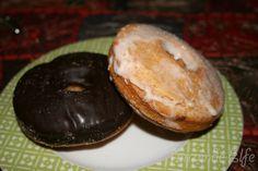 Vegan Donuts. Rebel Cakery.