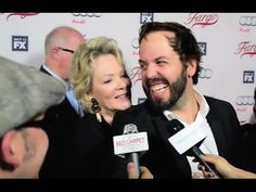 """From #MadMaxFuryRoad & #Insiduous @AngusSampson """"Bear Gerhardt"""" talks about his character's level of evil at FX's Fargo Red Carpet Premiere Event #FargoFX"""
