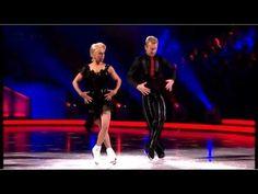 (HD) Jayne Torvill & Christopher Dean - Argentine Tango (Dance With Me) week 8 DOI6