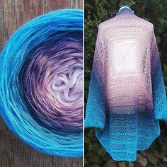Úžasný Indigo Shrug z Magic Beauty Ball Jellyfish