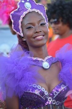 Colourful Carnaval 2015. Martinique