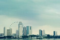 Singapore Sky Line - OGQ Backgrounds HD