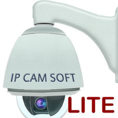 IP Cam Soft Lite - Remotely view and control your IP cameras using this Android mobile app. Lite version (ad supported). Smaller file size then other IP cam viewers.  If you are short on space, this may be your best choice.