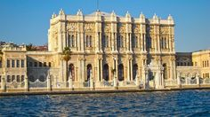 Dolmabahce Palace was built by famous architect Armenian Garbert Amira Balya, at sultan Abdulmecid's request in between (1848-1856) years. It is located in between Besiktas and Kabatas, the districts of Istanbul. Ottoman Sultans have many palaces in all a