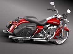 2011 Road King. Flat out awesome bike.