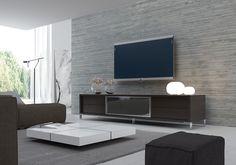 Unit Storage Tv Stand Wenge In Living Room Design Listed In: Media Furniture,  Furniture