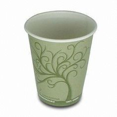 Paper Cup, Made of Various Materials, Customized Sizes are Welcome