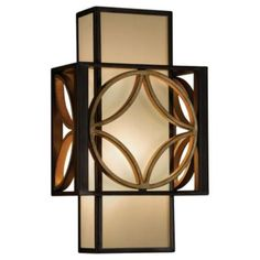 Remy Wall Sconce by Murray Feiss  $175