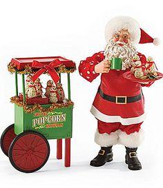 Possible Dreams Jolly Good Time Santa Figurine #Dillards