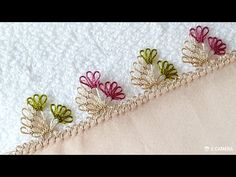 Seed Bead Tutorials, Beading Tutorials, Diy Crafts Hacks, Diy And Crafts, Baby Knitting Patterns, Crochet Patterns, Crochet Shawls And Wraps, Crochet Borders, Knitting Socks