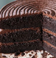 Perfect Chocolate Cake, Chocolate Topping, Bolo Chocolate, Easy Smoothie Recipes, Easy Smoothies, Cake Recipes, Snack Recipes, Vegan Blueberry, Blueberry Scones