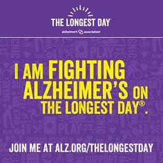 Alzheimer's Association: The Longest Day
