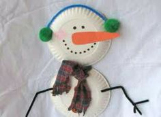 Snowman Crafts: Fun Crafts for Kids Winter Crafts For Toddlers, Easy Crafts For Kids, Christmas Crafts For Kids, Toddler Crafts, Christmas Snowman, Holiday Crafts, Kid Crafts, Christmas Parties, Tree Crafts
