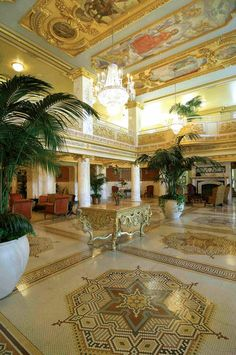 french lick indiana | French Lick Springs Hotel