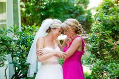 Kristen & Ryan Photo By Urban Fig Photography #BFF #sister #wedding - nothing would be the same without you by my side