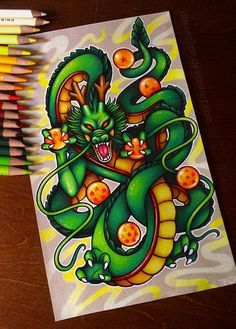 dragon ball z tattoo - Pesquisa Google - Visit now for 3D Dragon Ball Z shirts now on sale!