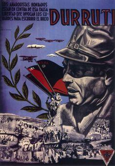 80 ANIVERSARIO DE LA REVOLUCIÓN ESPAÑOLA DE 1936: periódico Tierra y Libertad