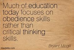 famous critical thinking quotes - Căutare Google