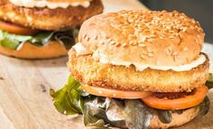bezlepkový hamburger
