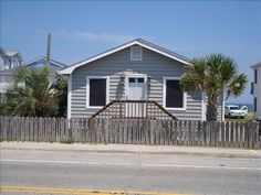 Cottage vacation rental in Kure Beach from VRBO.com! #vacation #rental #travel #vrbo