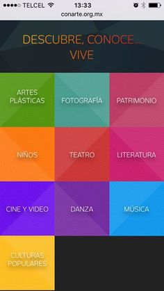 Exposiciones fotografía cine música danza culturas populares literatura... Encuentra actividades de todas las disciplinas artísticas en nuestra página web y descubre el arte y la cultura.   www.conarte.org.mx  #ArteyCultura #Monterrey #VivelaCultura