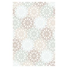 Create a focal point in your living room or hallway with this wool rug, featuring a geometric print in soft tones. Arrange underneath your coffee table or in. Focal Point, Inspiration, Rugs, Wool Rug, Beige, Pink, Surface Design, Home Decor, Playroom