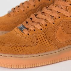 Wmns Air Force 1 High Suede 'String' Nike 749266 200 | GOAT