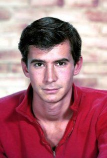 Anthony Perkins, actor 1932-92 was great in Psycho, and all his movies