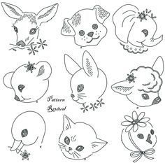 Embroidery Quilt 2062 Pet Crib Baby pattern PDF by PatternRevival