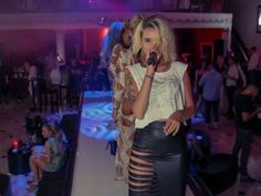 Pre Opening, Leather Skirt, Club, Party, Skirts, Fashion, Moda, Leather Skirts, Skirt