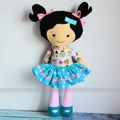 Lalka Rojberka - słodki łobuziak - Lena - 50 cm Minnie Mouse, Lens, Dolls, Disney Characters, Baby Dolls, Puppet, Klance, Doll, Lentils
