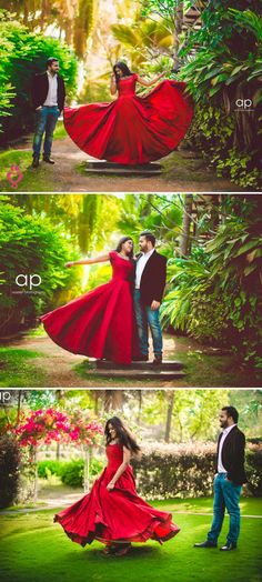 Love Story Shot - Bride and Groom in a Nice Outfits. Pre Wedding Shoot Ideas, Pre Wedding Poses, Pre Wedding Photoshoot, Bridal Shoot, Wedding Pics, Post Wedding, Wedding Ceremony, Wedding Dresses, Pre Weding