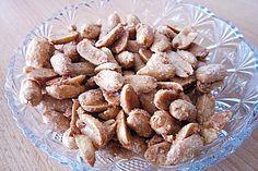 Nüsse gebrannt, ein sehr leckeres Rezept aus der Kategorie Winter. Bewertungen: 21. Durchschnitt: Ø 4,5.