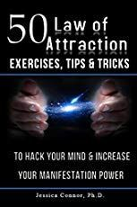 50 Law of Attraction Exercises, Tips & Tricks: To Hack Your Mind & Increase Your Manifestation Power: Jessica Connor Ph. Manifestation Journal, Manifestation Law Of Attraction, Manifestation Meditation, Spiritual Meditation, Law Of Attraction Money, Law Of Attraction Quotes, Mind Power Quotes, Manifesting Money, Tips & Tricks