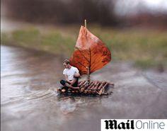 Fotografias de ilusão de ótica   Criatives   Blog Design, Inspirações, Tutoriais, Web Design