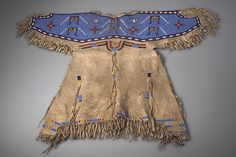 Oglala-Lakota Girl`s Dress