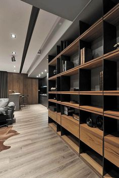 Popular Home Office Cabinet Design Ideas For Easy Organization Storage 20 Home Office Shelves, Home Office Cabinets, Home Office Furniture, Smart Furniture, Steel Furniture, Repurposed Furniture, Pallet Furniture, Furniture Plans, Furniture Makeover