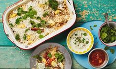 Thomasina Miers' simple recipe for fish biryani   Life and style   The Guardian