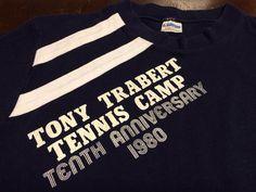 Vintage CHAMPION BLUE BAR T shirt/ Tony Talbert by sweetVTGtshirt, $45.00