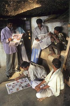 """High Quality Stock Photos of """"reading india"""" Human Figure Sketches, Human Sketch, Human Figure Drawing, Figure Sketching, Figure Photography, Indian Photography, Art Drawings For Kids, Cartoon Drawings, Village Drawing"""