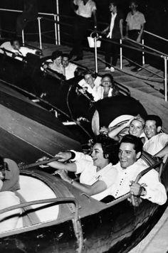 Elvis Presley & Anita Wood, July 11, 1960. °