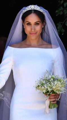 Designer Emilia Wickstead Implies Meghan Markle's Wedding Dress Is a Rip-Off